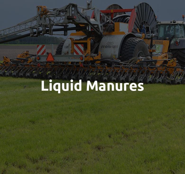 Liquid manure