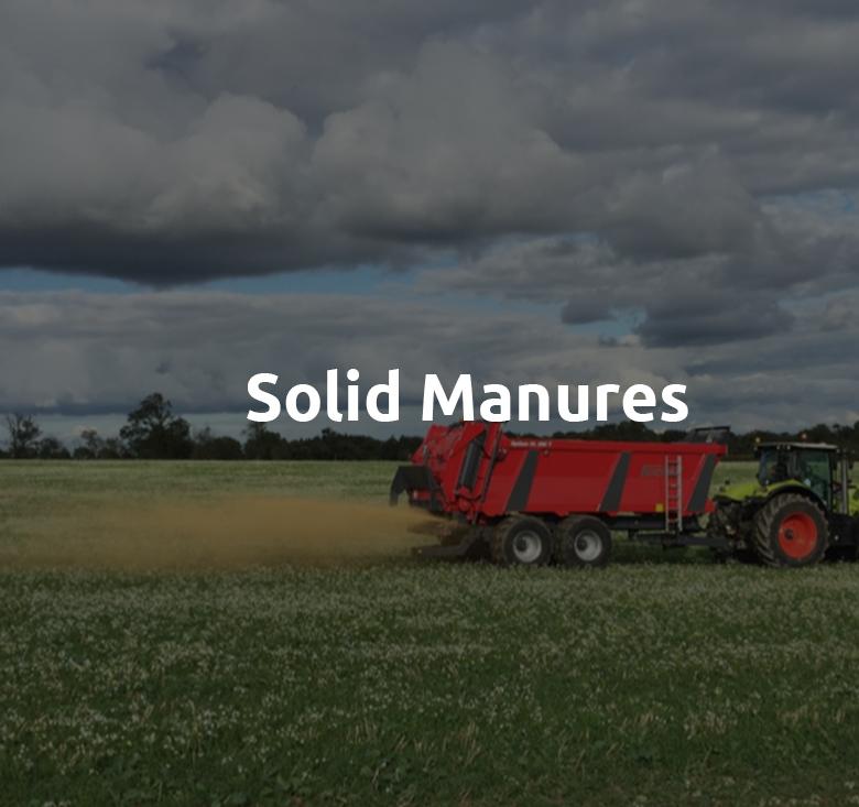 solid manures