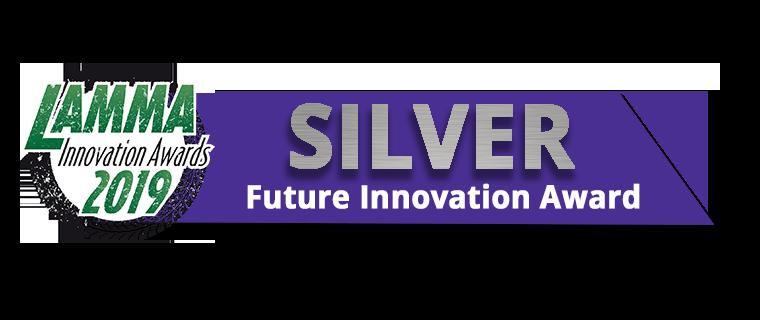 Silver Award logo - future