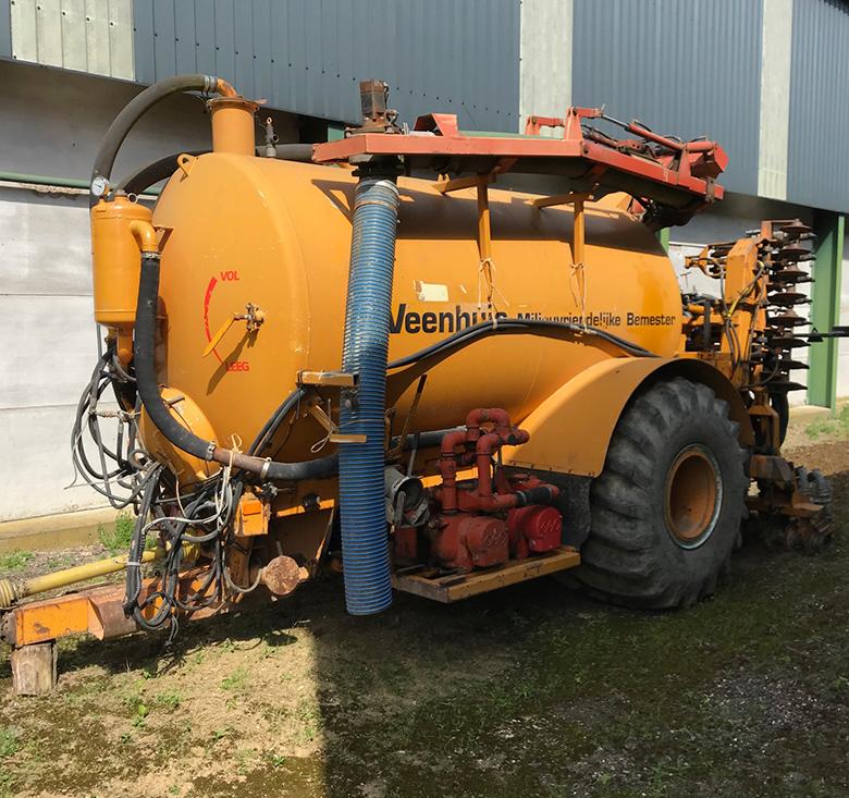 Veenhuis 2nd hand machinery