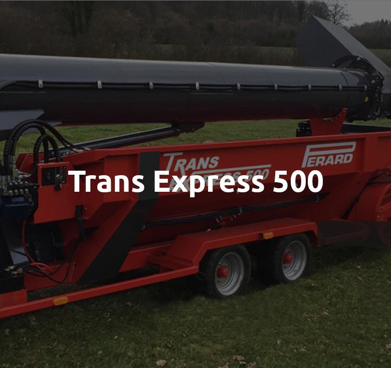 trans 500 innovation