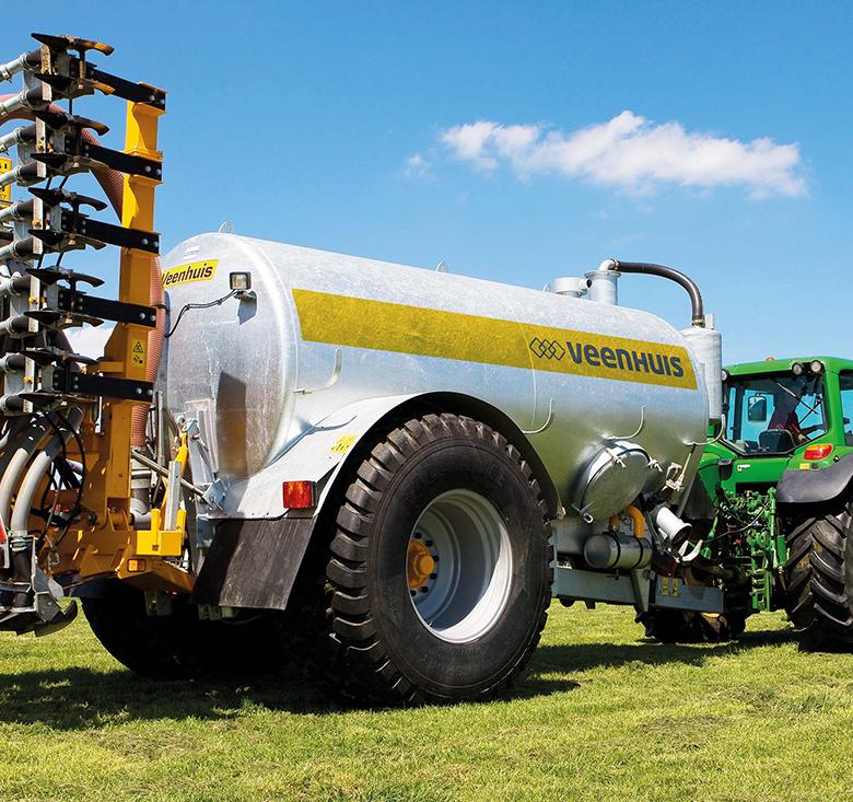 EcoFarm Tanker