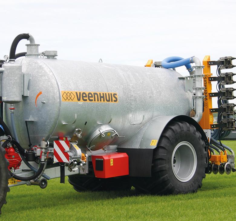 EcoVac Slurry Tanker