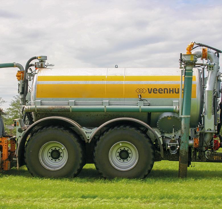 Ecoline Slurry Tanker